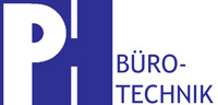 PH Bürotechnik GmbH & Co.KG-Logo