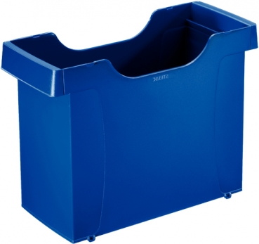 Hängebox leer blau