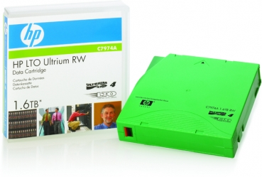 Data Cartridge LTO-4 Ultrium, Read Write, Kapazität 800 GB/1,6TB