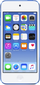 Apple iPod touch blau 32GB 6.
