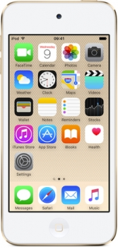 Apple iPod touch gold 32GB 6.