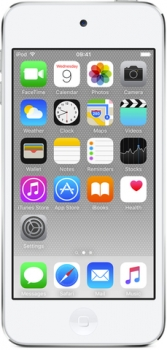 Apple iPod touch silber 32GB 6.