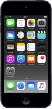 Apple iPod touch space gray 32GB 6.