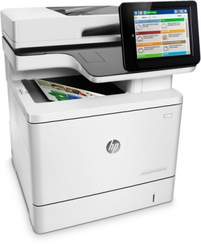 HP Color LaserJet Enterprise M577DN Laserdrucker A4 38ppm 1,25GB