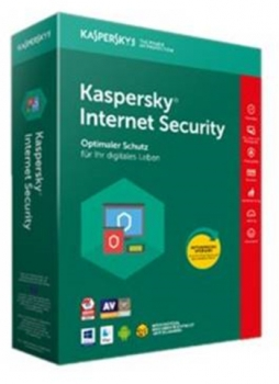Software Internet Security 2018, Upgrade, 3 Lizenzen